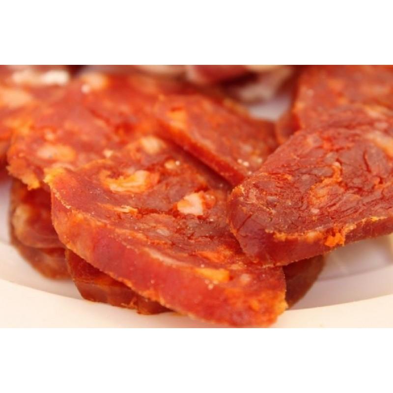 Salsiccia Rossa Piccante di Castelpoto- gr. 220 ca