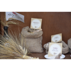 Emmer flour kg 10 - Az. Agr. Mirra