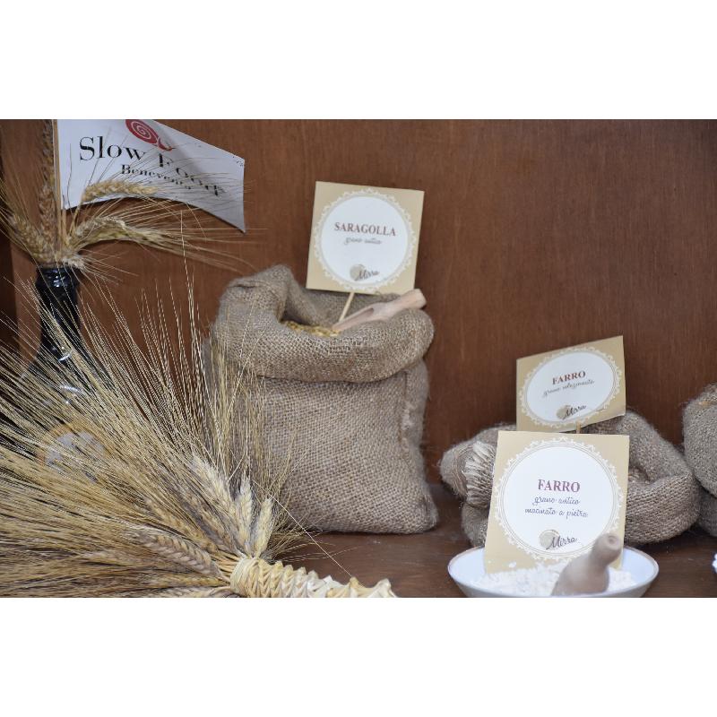 Emmer flour kg 25 - Az. Agr. Mirra