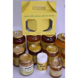 Acacia honey Gr. 500 - Antonio Golia