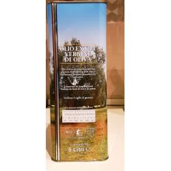 Misto colline laurentine olive oil Lt. 5,0 - Az. Agr. E. Iannotti