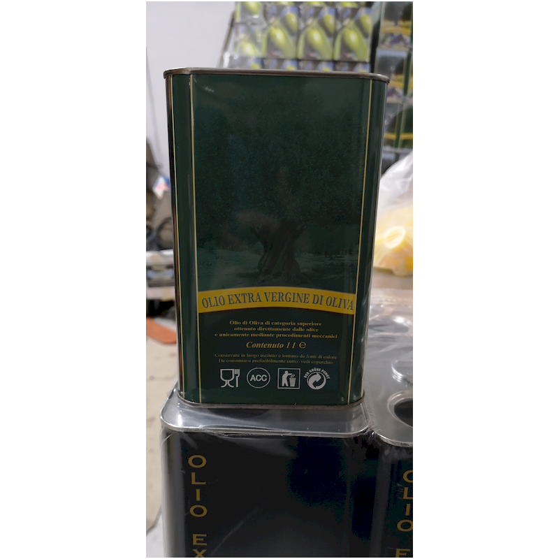Misto colline laurentine olive oil Lt. 1,0 - Az. Agr. E. Iannotti