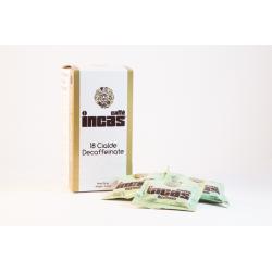 Caffe' decaffeinato cialde monodose carta-filtro 18 cialde - Incas Caffe'