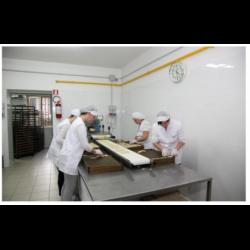 Taralli alla pizzaiola 300 gr fondo quadro - Arte dei Sapori