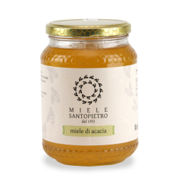 Acacia honey Gr.500 - Miele Santopietro