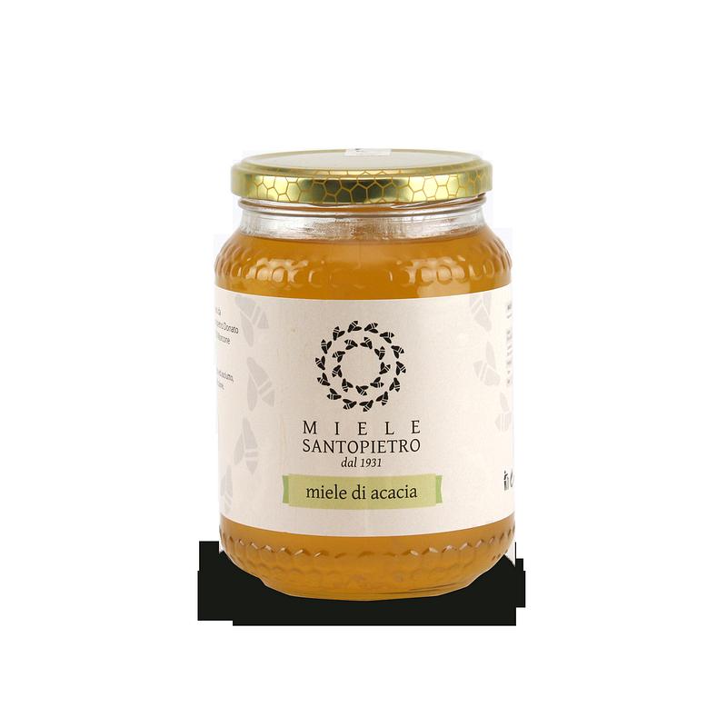 Acacia honey Gr.250 - Miele Santopietro