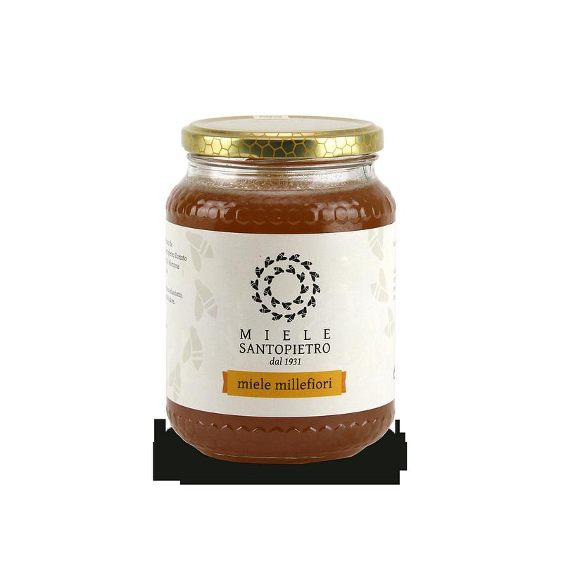 Wildflower honey Gr.250 - Miele Santopietro