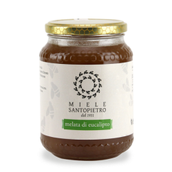 Eucaliptolo honeydew Gr.250 - Miele Santopietro