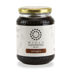 Chestnut honey kg.1 - Miele Santopietro