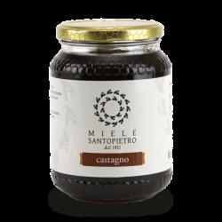 Chestnut honey Gr.250 - Miele Santopietro