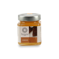 Fruttato al Cocco Gr.300 - Miele Santopietro