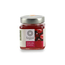Fruttato Amarena Gr.300 - Miele Santopietro