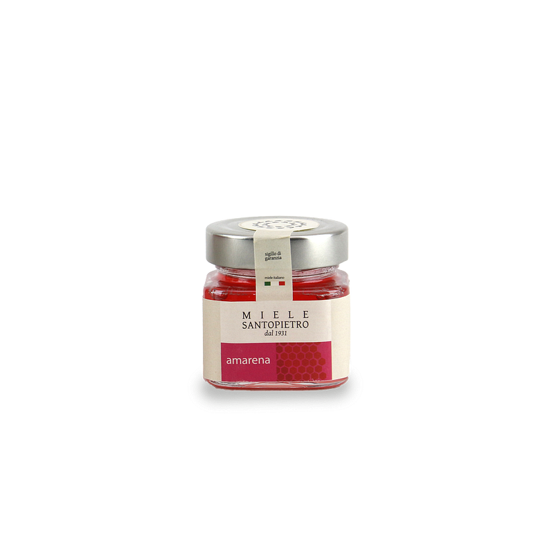 Fruttato Amarena Gr.130 - Miele Santopietro