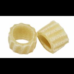 Organic artisanal pasta Tubettoni Bio 500g Linea ELETTA - SpigaBruna Bio