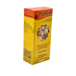 Organic artisanal pasta Lumaconi Bio 500g Linea ELETTA - SpigaBruna Bio