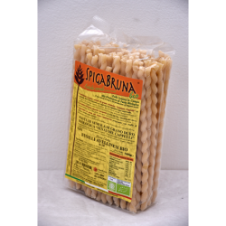Organic artisanal pasta Fusilli Avellinesi Bio 500g Linea ELETTA - SpigaBruna Bio