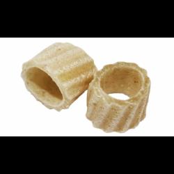 Organic artisanal wholemeal flour pasta Tubettoni Bio 500g Linea SALUTE INTEGRALE - SpigaBruna Bio