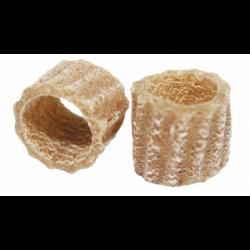 Organic artisanal spelt flour pasta Tubettoni Bio 500g Linea Farro - SpigaBruna Bio