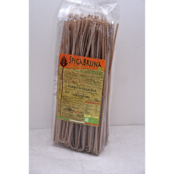 Organic artisanal spelt flour pasta Linguine Bio 500g Linea Farro - SpigaBruna Bio