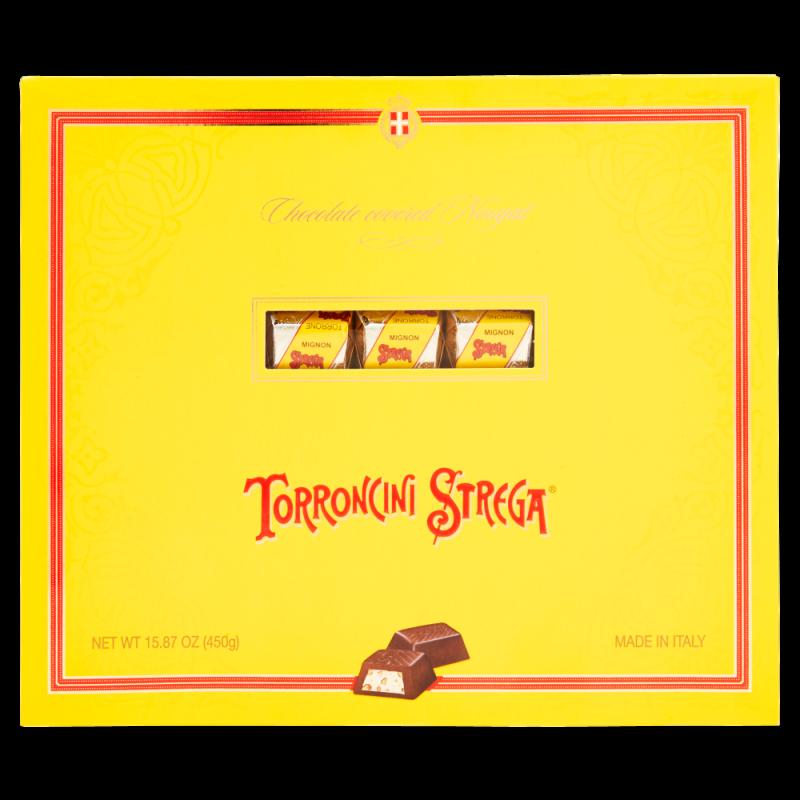 Torroncini Strega Mignon 50 pz - Strega Alberti