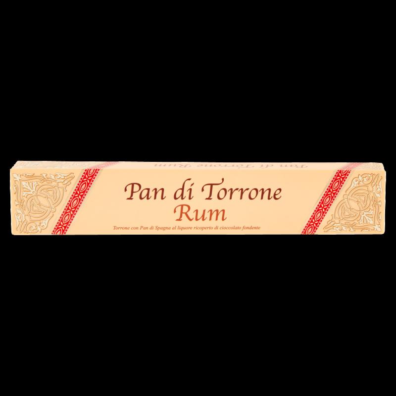 Pan Di Torrone Rum 150g - Strega Alberti