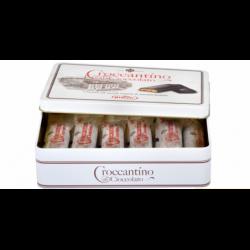 Croccantino cioccolato latta 200g - Strega Alberti