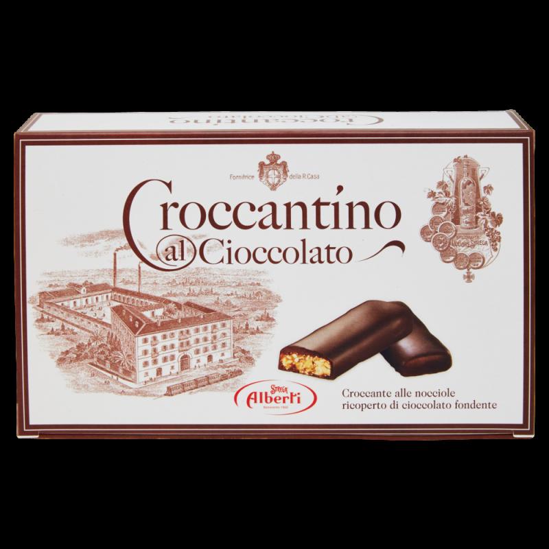 Croccantino cioccolato 300g - Strega Alberti