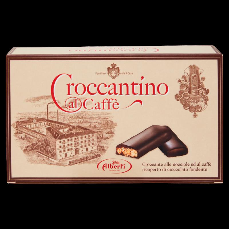 Croccantino caffè 300g - Strega Alberti