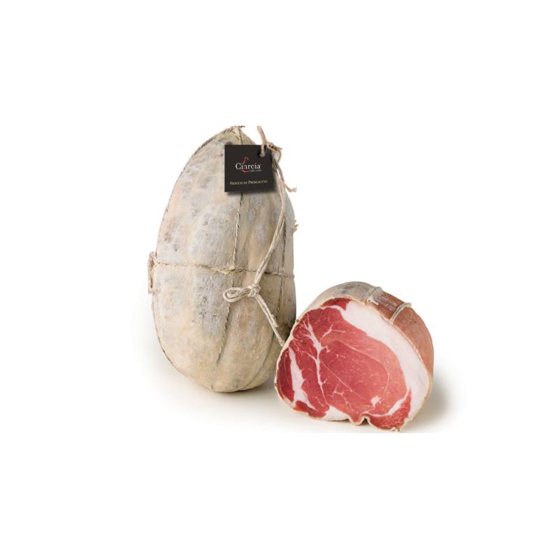 Fiocco di prosciutto trancio 1,1kg ca - Ciarcia