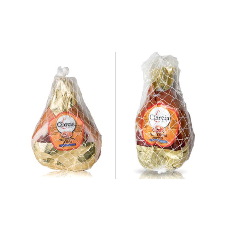 Prosciutto affumicato trancio punta 1,6kg approximately - Ciarcia