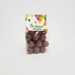 Dragèes Amarena cioccolato al latte - Busta da 90g - Sodano