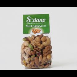 Mix di frutta secca sgusciata - busta da 90g - Sodano