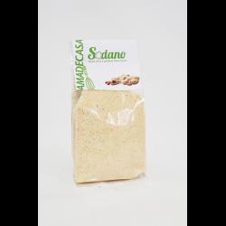 Farina di Arachidi tostate - busta da 80g - Sodano