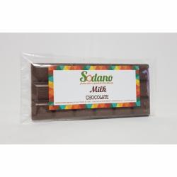 Cioccolato al latte - astuccio da 100g - Sodano