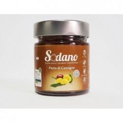 Pasta di Castagne - vasetto vetro da 250g - Sodano
