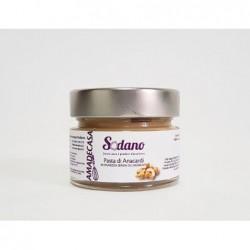 Pasta di Anacardi - vasetto vetro da 100g - Sodano