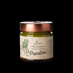 Crema spalmabile artigianale bianco e pistacchio