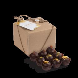 Nero falanghina cioccolatini
