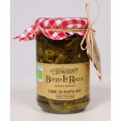 Cime di rapa BIO gr 195 - i PiccOli di Borgo La Rocca