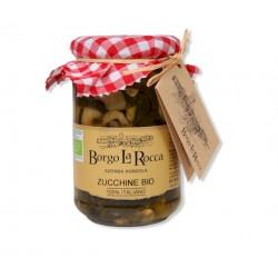 Zucchine sott'olio Bio gr 295 - Borgo La Rocca
