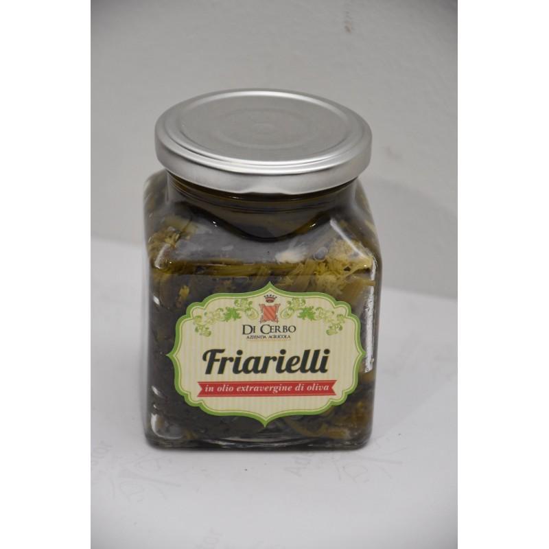 In oil Friarielli Gr. 500 - Az. Agr. Di Cerbo