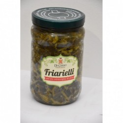 Friarielli 1700 gr - Az. Agr. Di Cerbo