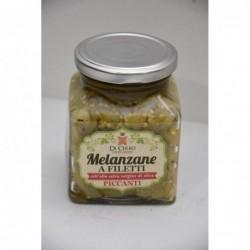 In oil Zucchine Gr. 300 - Az. Agr. Di Cerbo