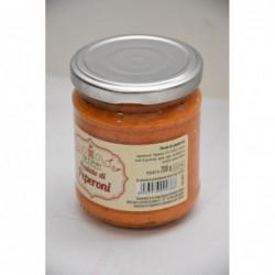Pestato di peperoni 200 gr - Az. Agr. Di Cerbo