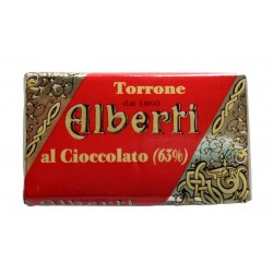Torrone Cioccolato 20g - Confezione 1kg